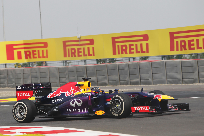 India: Vettel e Webber dominano il venerdì