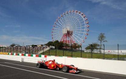 Ferrari e le 7 meraviglie di Suzuka