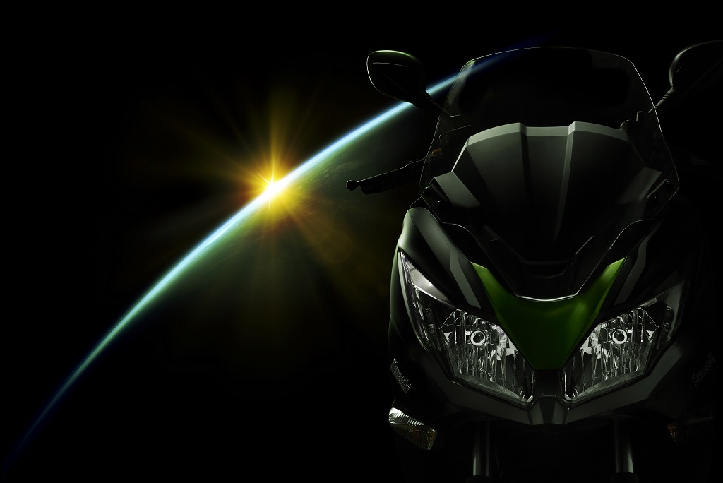Kawasaki pronta a lanciare il primo scooter in Europa
