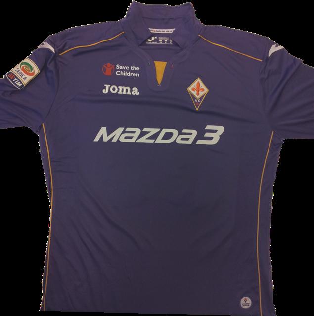 Mazda3 e Fiorentina in campo nella sfida con la Juve
