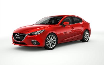 A Tokyo tutta la gamma motori della nuova Mazda3