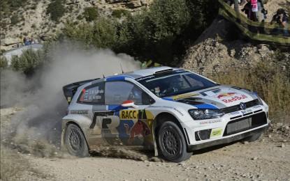 Volkswagen Campione del Mondo Rally 2013