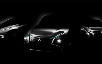 Tre nuove concept Mitsubishi al Tokyo Motor Show