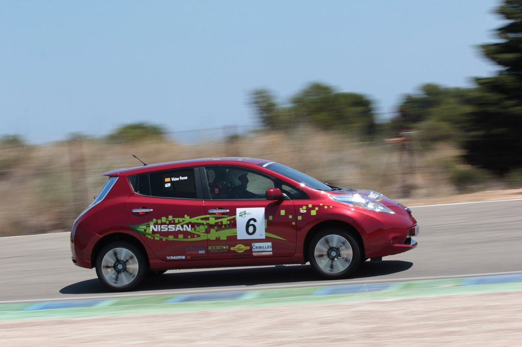 Nissan lancia il motorsport a emissioni zero