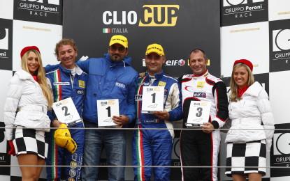 Clio Cup Italia: Gara 1 a Melatini