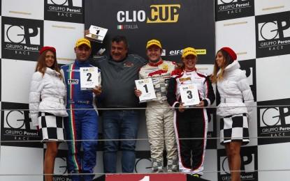 Clio Cup Italia: Gara 2 a Gironacci