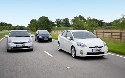 Toyota: due nuovi programmi per l'usato