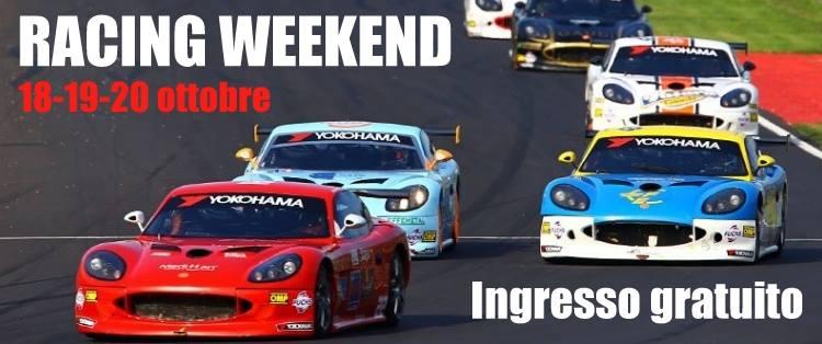Racing Weekend a Monza: imperdibile!
