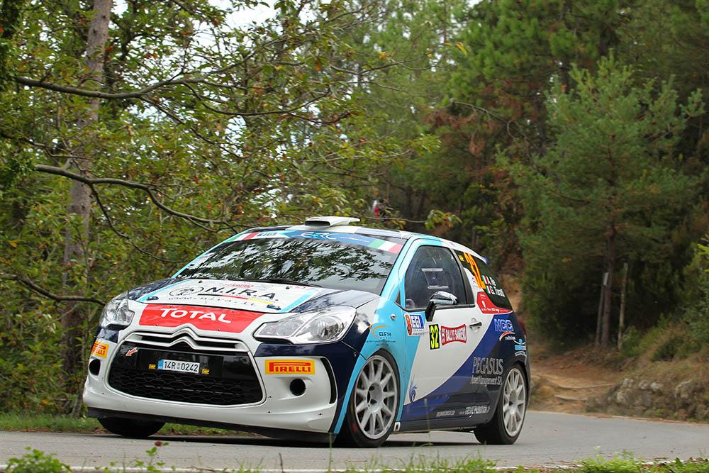 A Re il Citroën Racing Trophy 2013