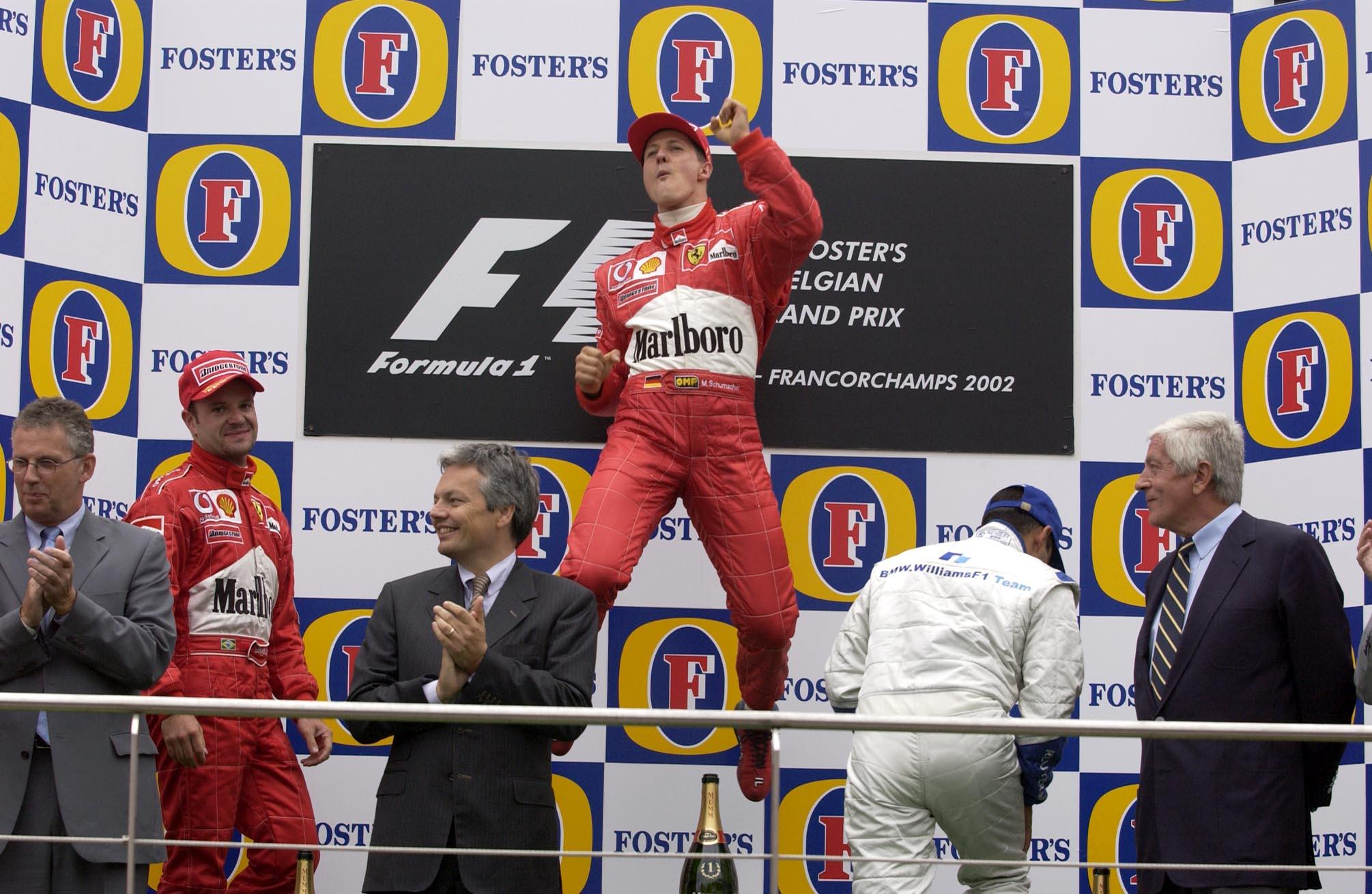 Grandi e unici i tifosi Ferrari…