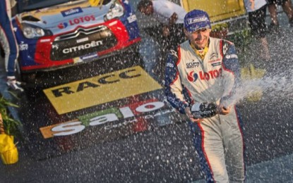 Vittoria e Titolo per Robert Kubica nel WRC2