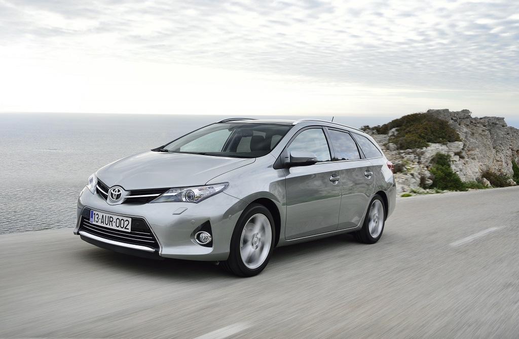 Toyota Hybrid in controtendenza rispetto al mercato