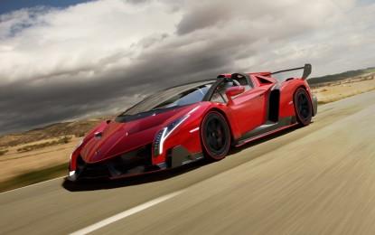 Veneno Roadster, ingegneria e design per collezionisti