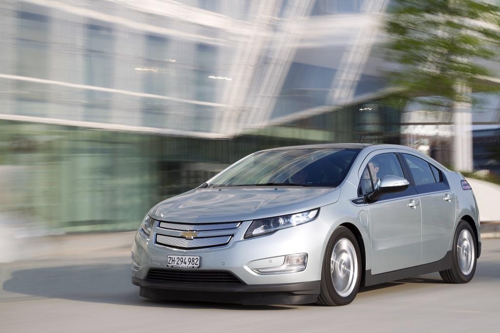 Chevrolet riduce il prezzo di Volt