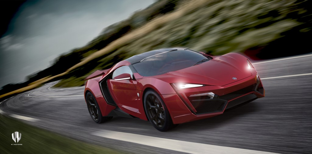 Lykan HyperSport 2014, la prima supercar araba
