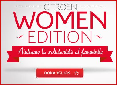 Citroën Women Edition: i vincitori