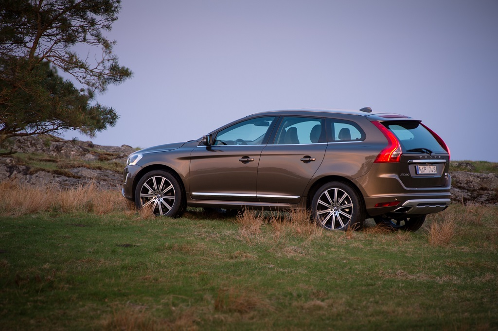 +3,7% per Volvo Car Group in ottobre