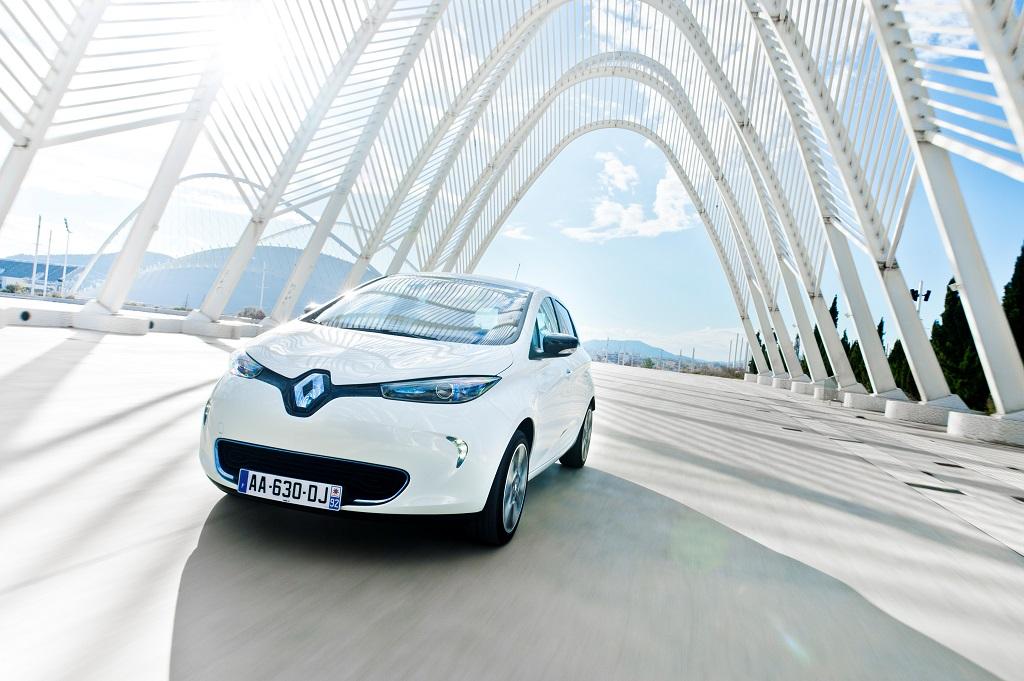 """Renault a """"No Smog Mobility"""""""