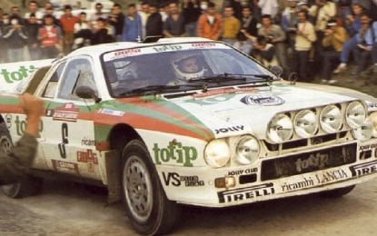 Monza Rally Historic Show