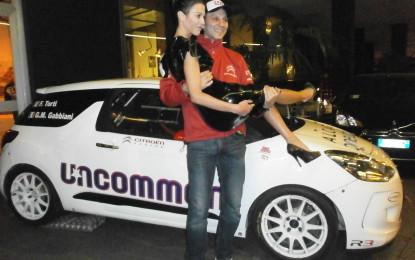 Gabbiani-Torti con la DS3 R3T al Monza Rally Show