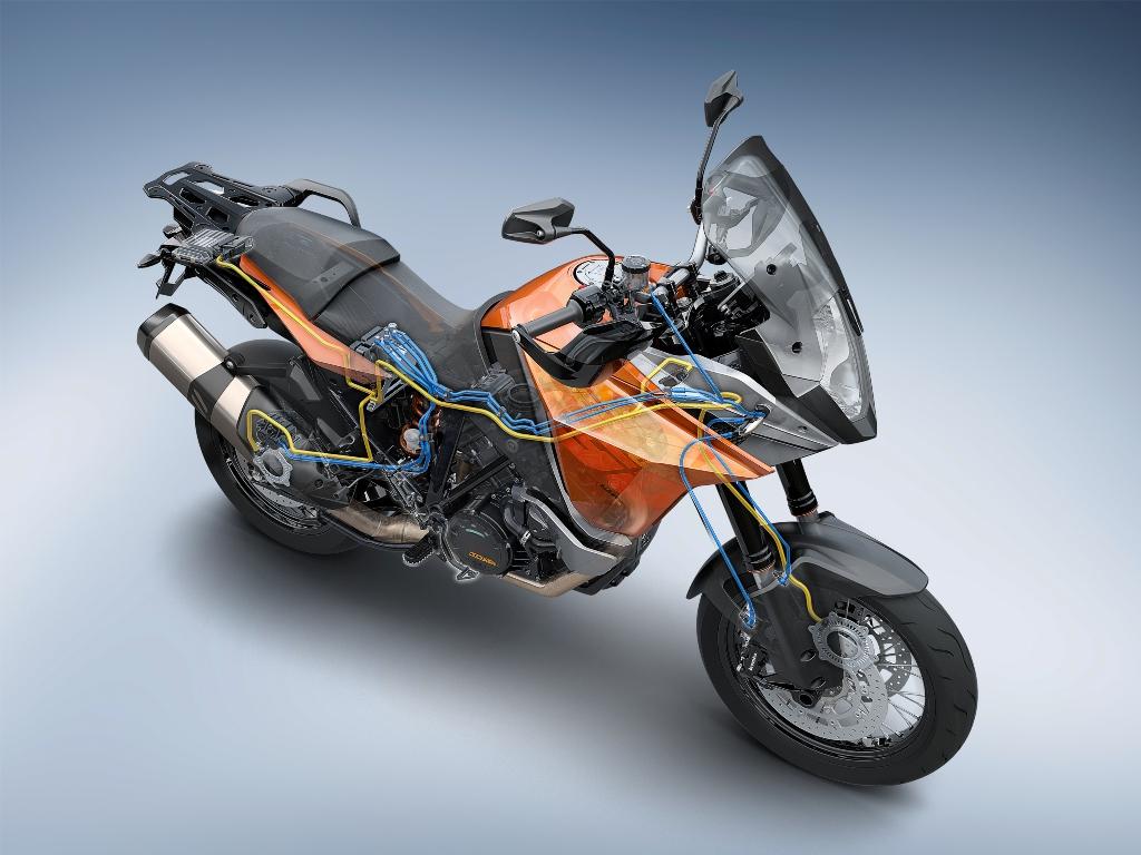 Premio per il Bosch Motorcycle Stability Control
