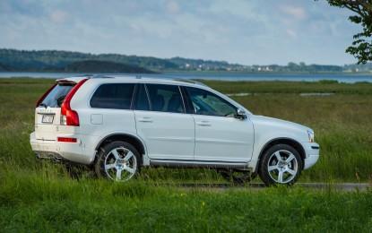 Volvo XC90 si conferma tra le auto più sicure