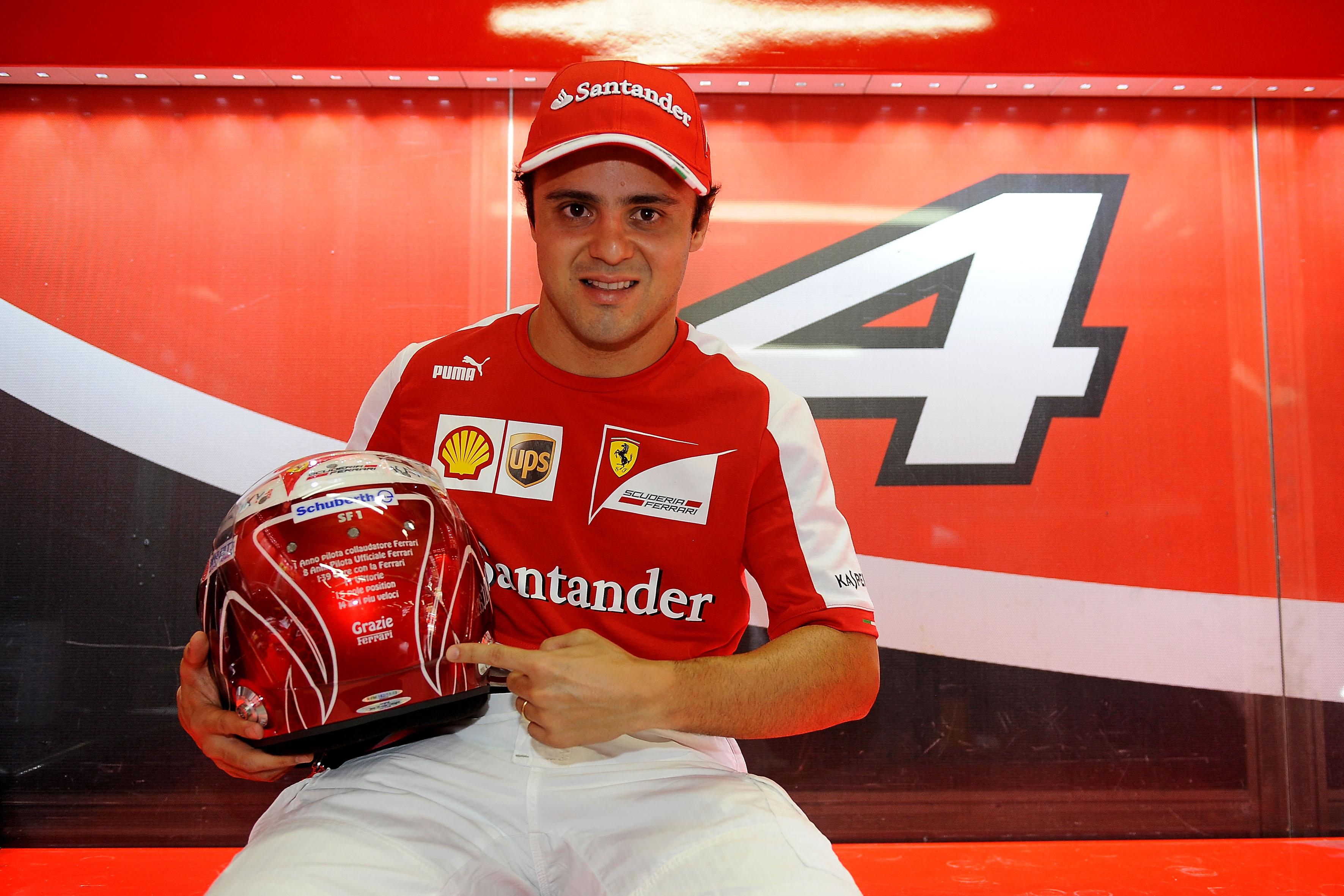 """Massa: """"Ho ancora molto da fare in Formula 1"""""""