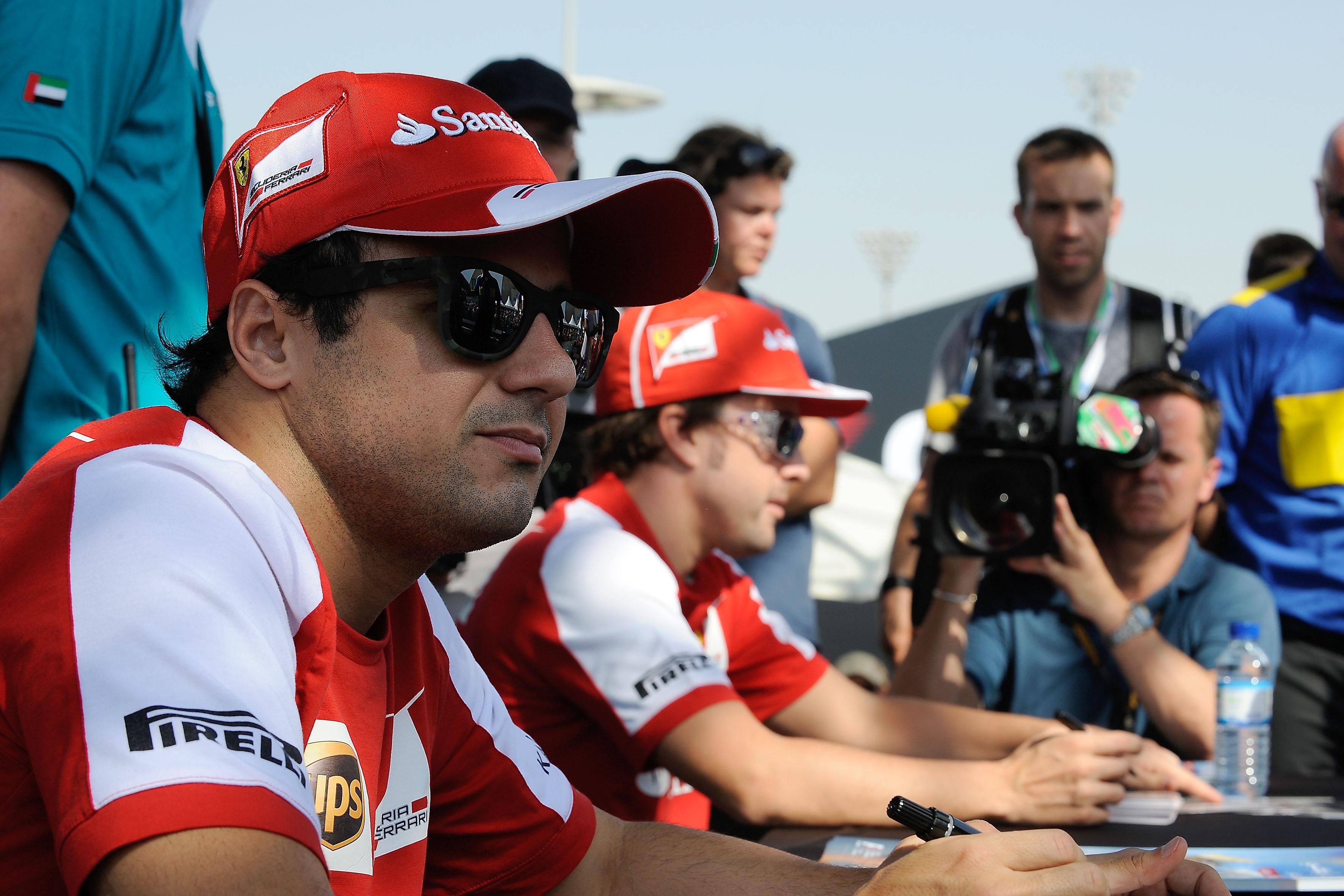 """Alonso: """"Auguro tutto il meglio a Felipe"""""""