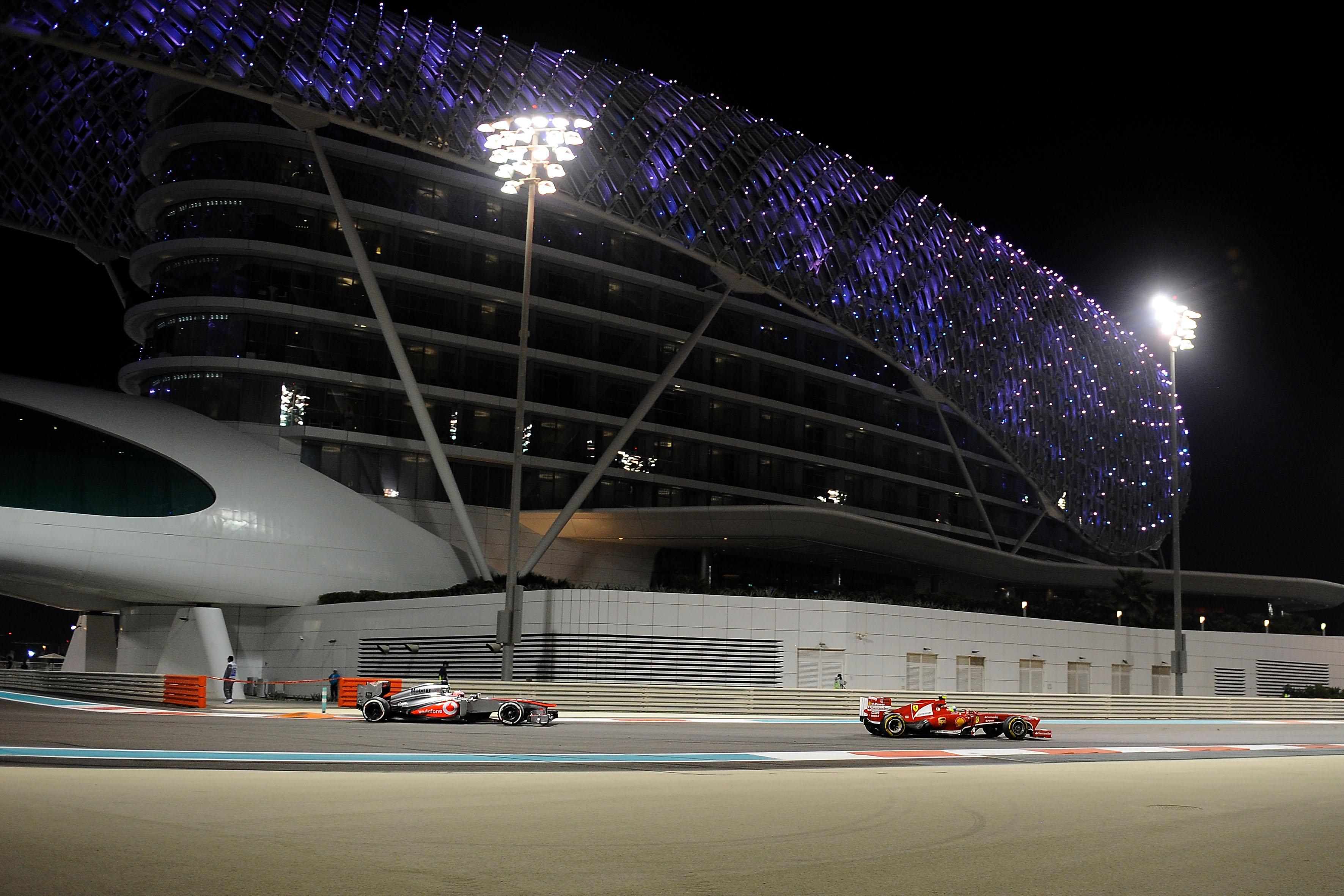 Abu Dhabi: soft e supersoft per il gran finale di stagione