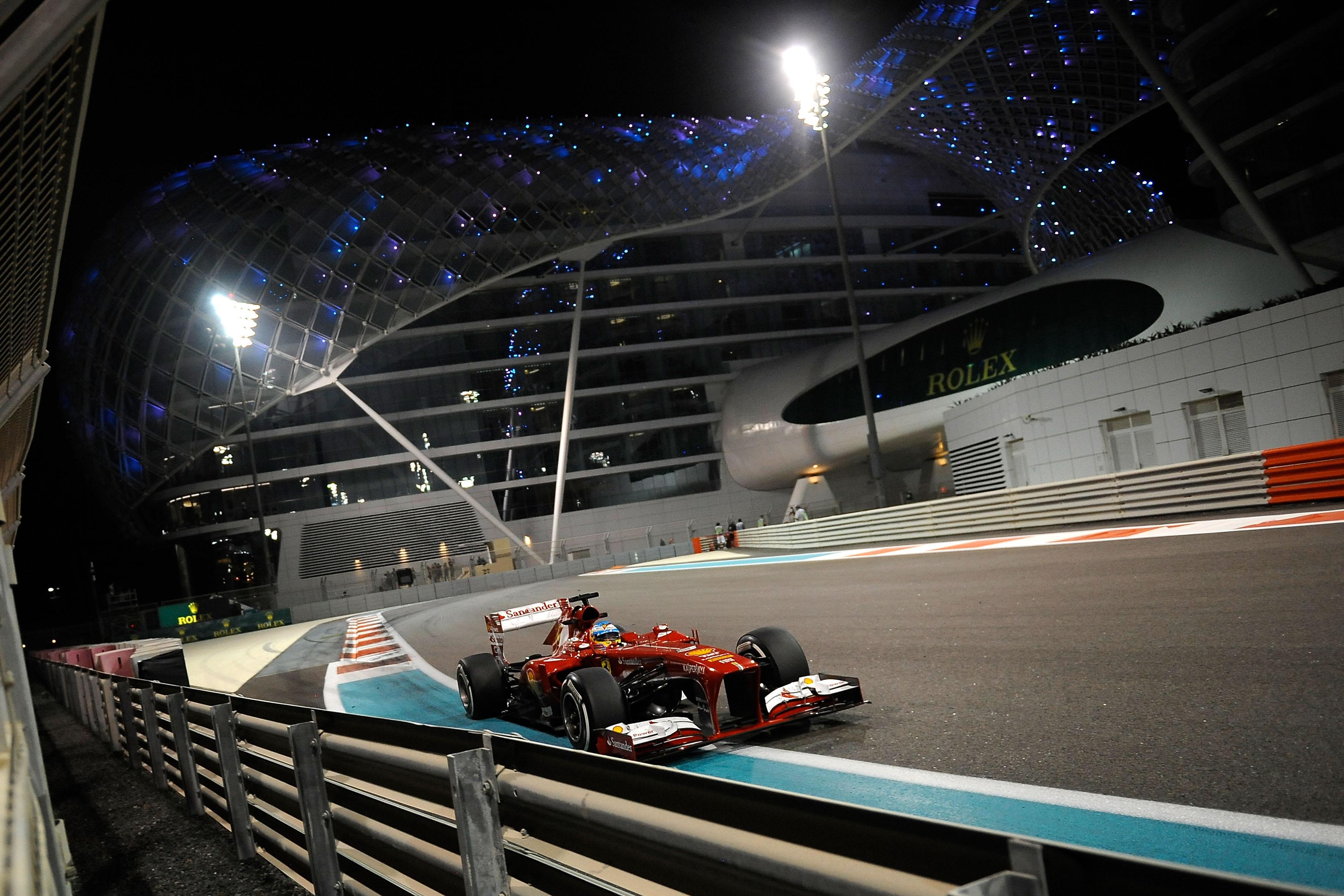 Ferrari: un venerdì molto complesso