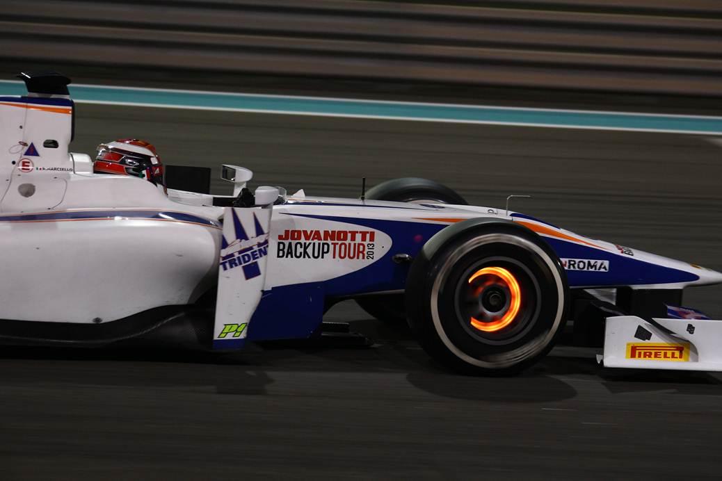 Per Marciello debutto positivo in GP2