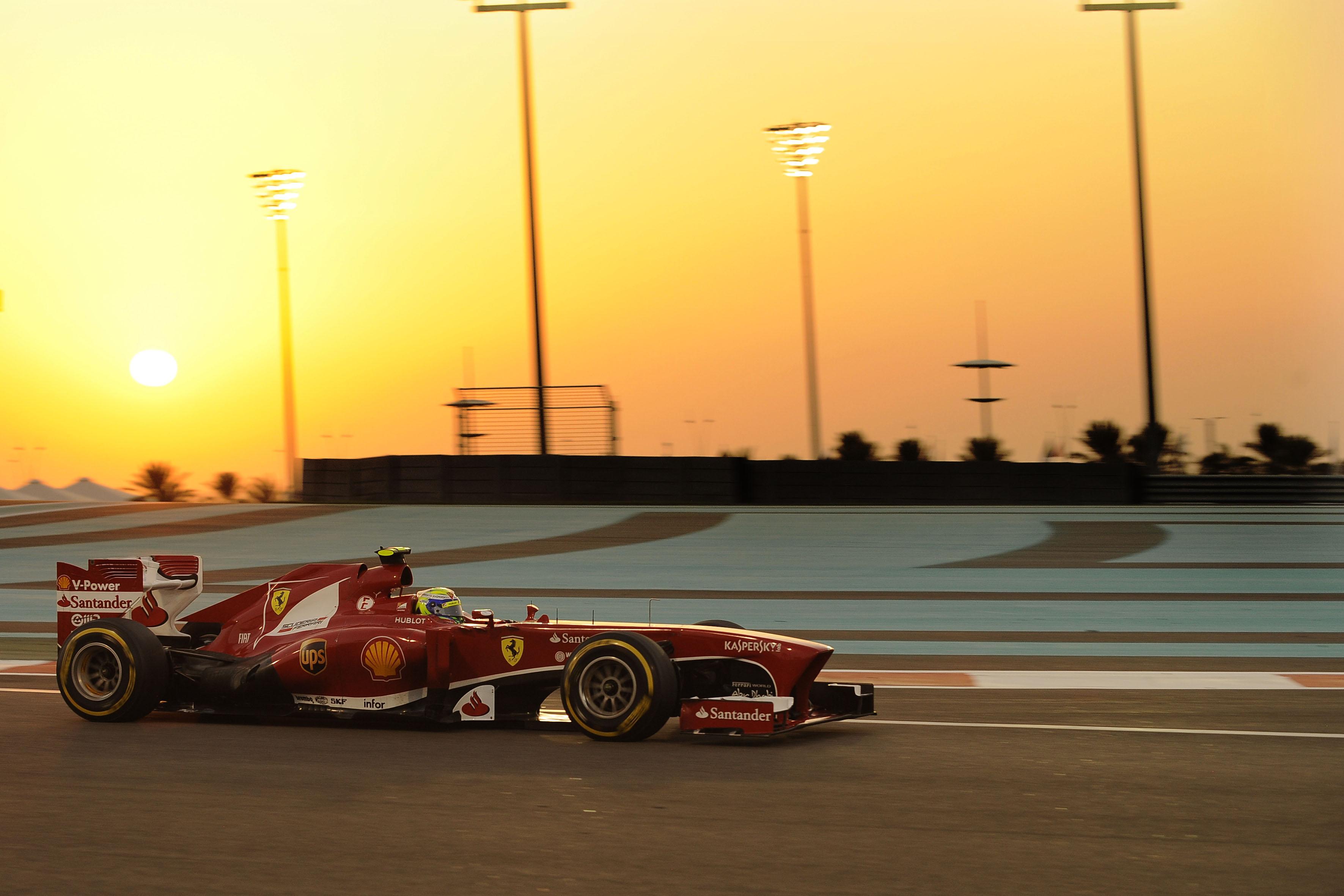 Ferrari: obiettivo punti per il Costruttori