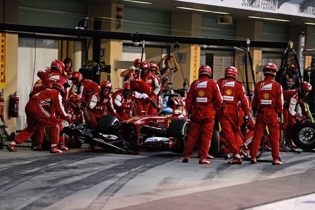 Le statistiche Ferrari dopo Abu Dhabi