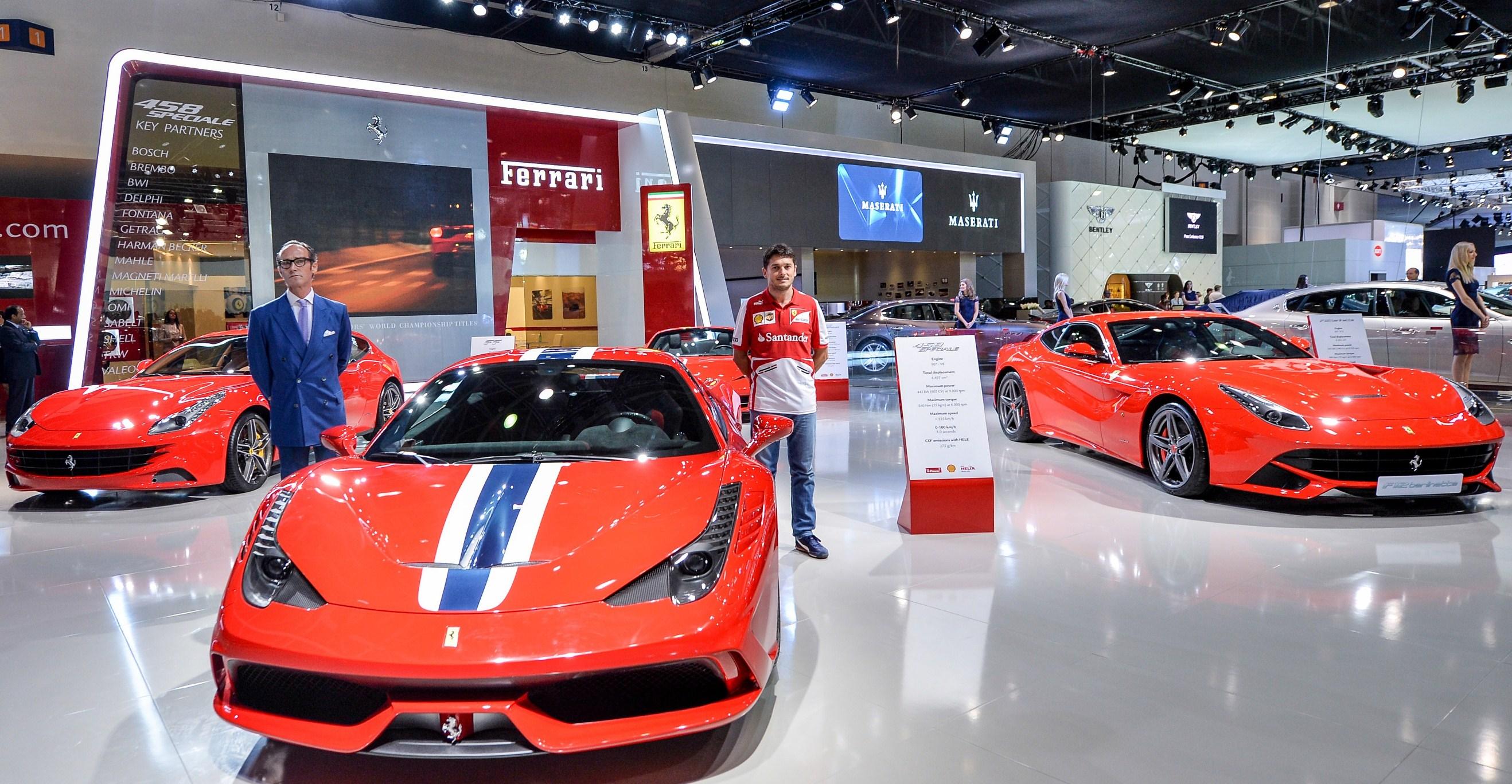 Debutto Speciale a Dubai