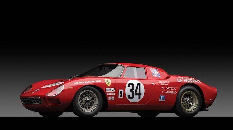 Ancora cifre da capogiro per le Ferrari d'epoca