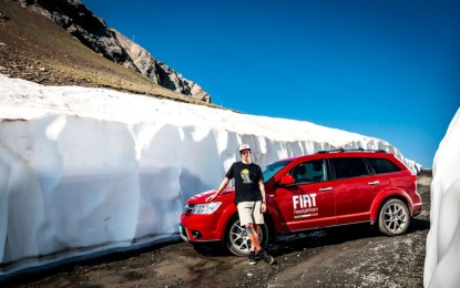 Markus Eder new entry nel FIAT Freestyle Team