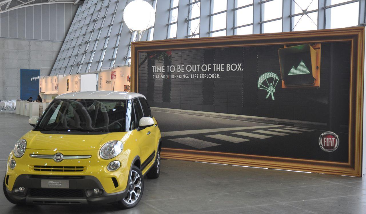 Fiat protagonista di 'Artissima 2013'