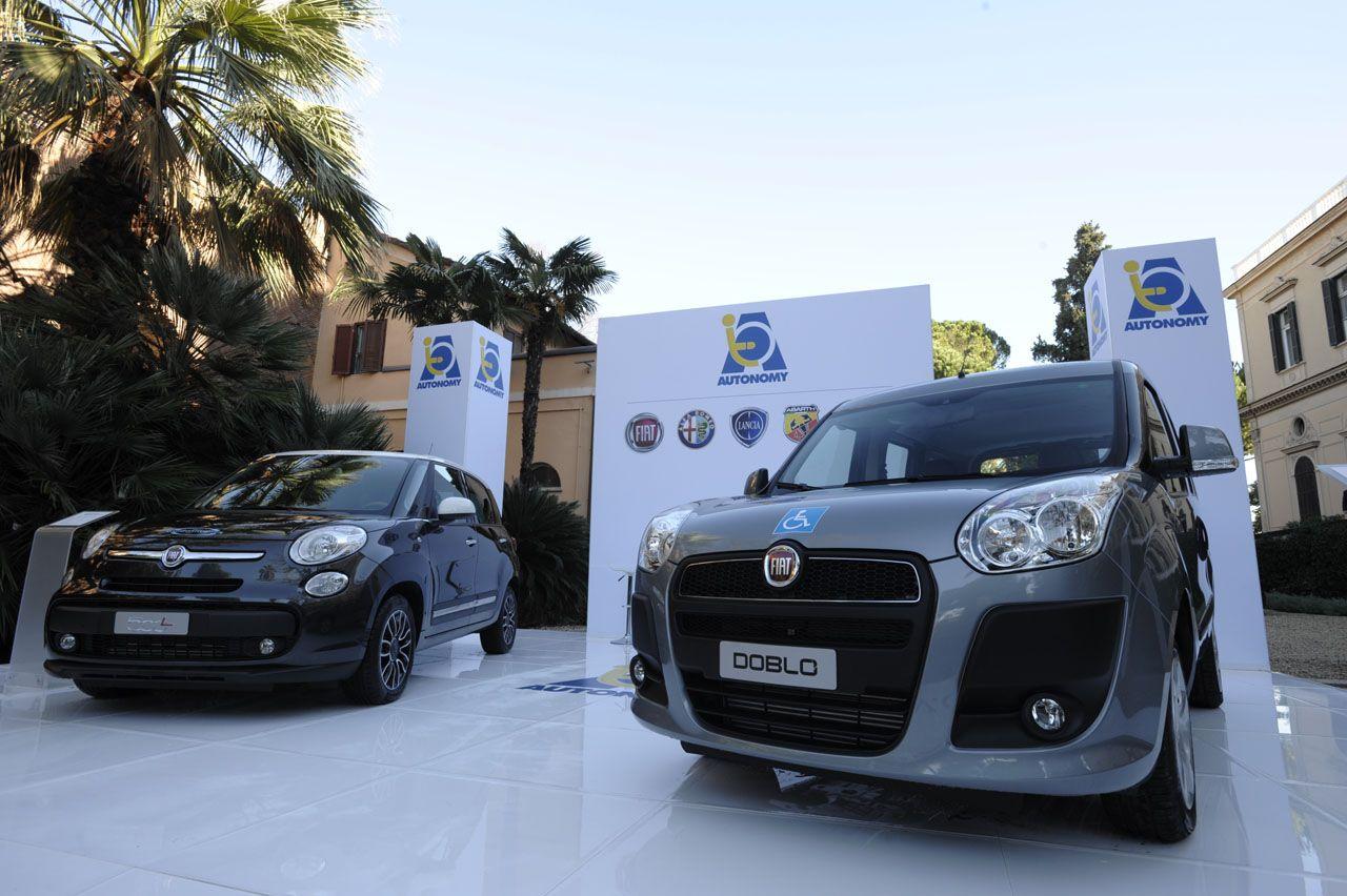 Fiat Autonomy all'Ambasciata britannica a Roma