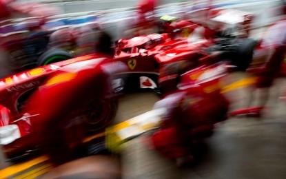 Ferrari: emozioni e podio in Brasile