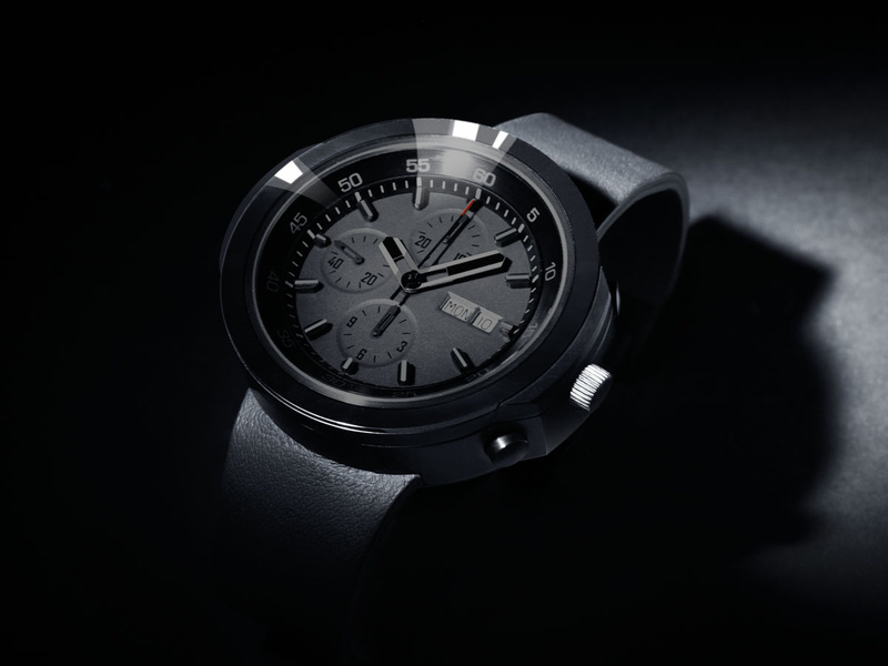 Da Ford un cronografo di alto design a tiratura limitata
