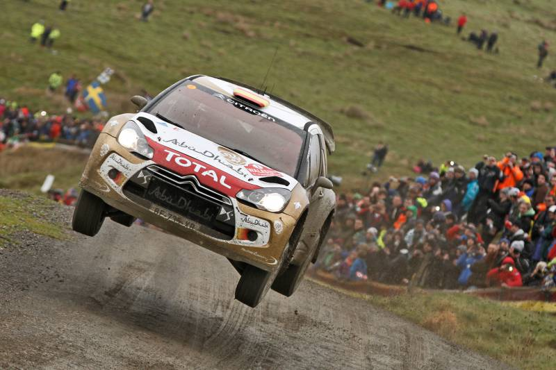 In Galles cala il sipario sul WRC 2013