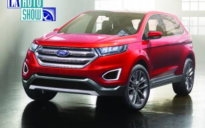 Ford svela la Edge Concept