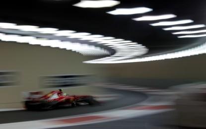 Negli Emirati la Ferrari limita i danni
