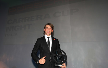 Nel 2014 Porsche Italia punta sui piloti Under 26