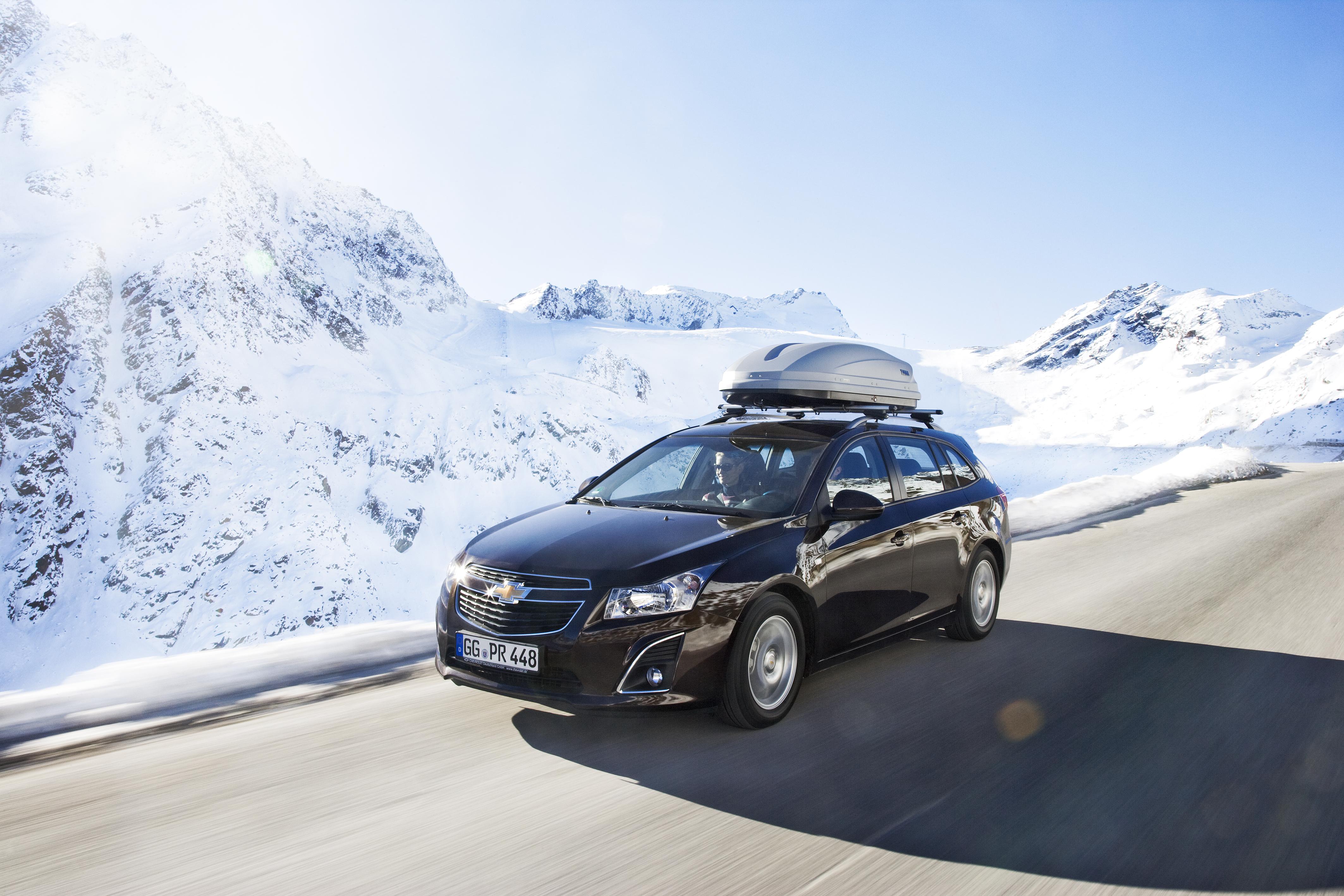 Chevrolet: consigli per il periodo invernale