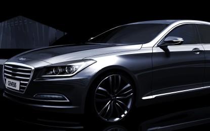 Hyundai Nuova Genesis