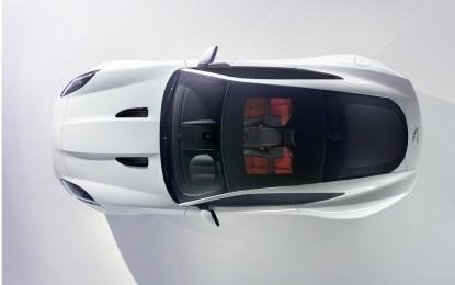 La F-Type Coupé debutta a Los Angeles