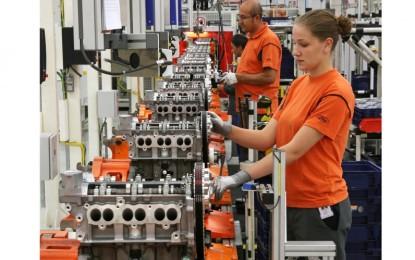 Ford: nuove tecniche per ridurre l'utilizzo di acqua