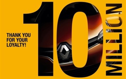 Renault supera i 10 milioni di fans su FB
