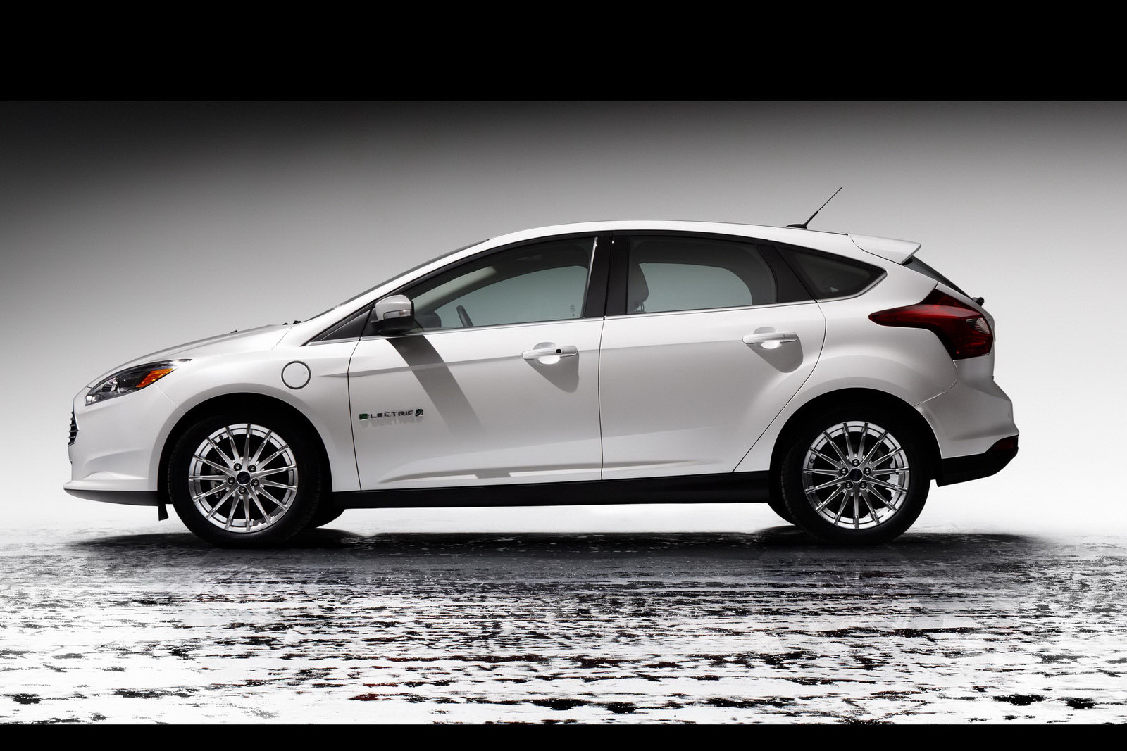 Ad H2R debutto per la Ford Focus Electric